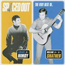 spaced out - very best of leonard nimoy and william shatner CD universal 24 tracks used mint