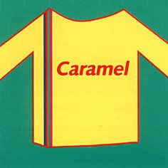 caramel - punkpopgaragemods CD 1997 marsh-marigold 17 tracks used mint
