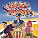 lazy town - soundtrack CD 2005 nick jr. sony 16 tracks used mint
