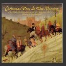 christmas day in the morning - revels celebration of the winter solstice CD 1990 revels used mint