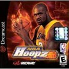 NBA hoopz - Sega Dreamcast 2000 midway used near mint