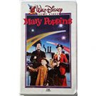 mary poppins - walt disney home video VHS 1964 139 minutes G used