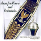 music for honors and ceremonies - united states navy band CD original release 78 tracks used mint