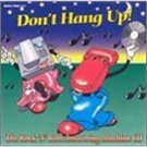 don't hang up! the rock 'n' roll answering machine CD 1997 music-fone 80 tracks used mint