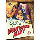 nightmare alley - tyrone power DVD 2005 20th century fox full screen 111 mins used mint