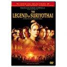 legend of suriyothai - chatri chalerm yukol DVD 2003 sony 142 minutes used mint
