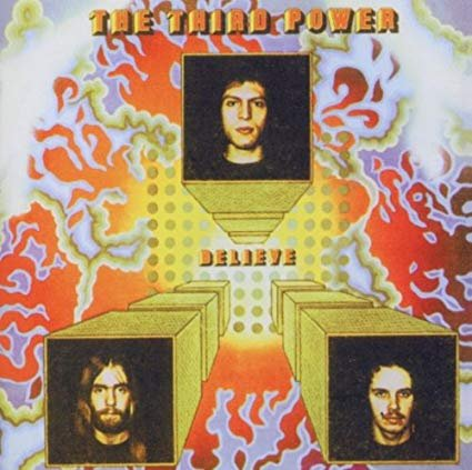 the third power - believe CD relics 11 tracks new