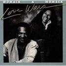 womack & womack - love wars CD 1983 elektra 9 tracks used mint