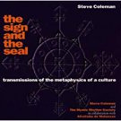 steve coleman - the sign and the seal CD 1996 RCA BMG 13 tracks used mint