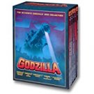 godzilla - ultimate godzilla DVD collection 5-discs 2002 classic media used mint
