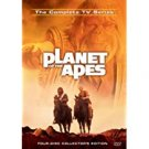 planet of the apes - complete TV series DVD 4-discs 2001 20th century fox used
