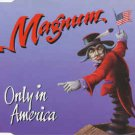 magnum - only in america CD ep 1992 music for nations UK 4 tracks mint