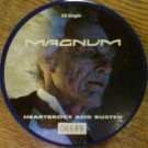 magnum - heartbroke and busted CD single 1990 time polydor UK #00736 in can used near mint