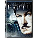 last man on earth - vincent price DVD 2008 color 1964 B&W NR new