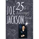 joe jackson - 25th anniversary special DVD 2002 STS image 58 minutes used mint