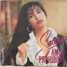selena - amor prohibido CD 1994 EMI Latin 10 tracks used mint