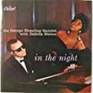george shearing quintet with dakota staton - in the night CD 2003 blue note 12 tracks new