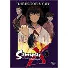 samurai x - trust & betrayal - director's cut DVD 2003 ADV 120 minutes used mint