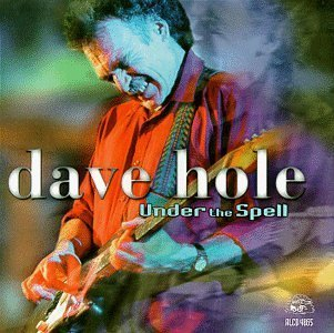 dave hole - under the spell CD 1999 alligator 12 tracks used mint
