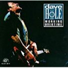 dave hole - working overtime CD 1993 alligator 11 tracks used mint