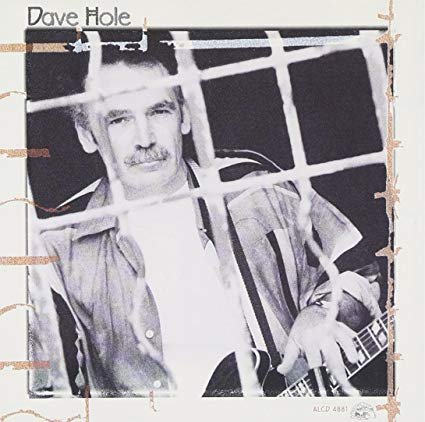 dave hole - outside looking in CD 2001 alligator 12 tracks new
