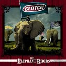 clutch - elephant riders CD 1998 sony CK69113 10 tracks used mint