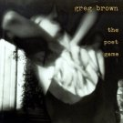 greg brown - poet game CD 1994 red house 13 tracks used mint