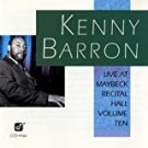 kenny barron - live at maybeck recital hall volume ten CD 1991 concord 8 tracks used mint
