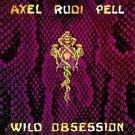 axel rudi pell - wild obsession CD 1989 steamhammer spv 10 tracks used mint