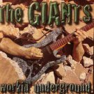 the giants - workin underground CD 2001 black market music 13 tracks used mint