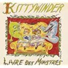 kittywinder - livre des monstres CD 1996 zero hour 12 tracks used mint