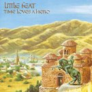 little feat - time loves a hero CD 1977 warner 3015-2 used mint 9 tracks