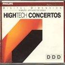 digital dimension - hightech concertos CD 1990 philips polygram used mint