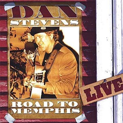 dan stevens - road to memphis CD 2005 15 tracks used mint