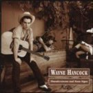 wayne hancock - thunderstorms and neon signs CD 1995 deja disc 14 tracks used mint