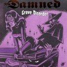 the damned - grave disorder CD 2001 nitro 13 tracks used