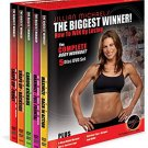 jillian michaels - biggest winner DVD 5-discs 2005 genius entertainment used mint