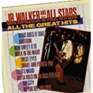jr. walker and the all stars - all the great hits CD 1983 motown BMG Direct 10 tracks used mint