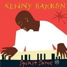 kenny barron - spirit song CD 2000 polygram verve 10 tracks used mint