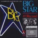 big star - #1 record radio city hybrid SACD DSD 2004 fantasy stax 24 tracks used