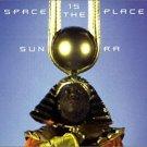 sun ra - space is the place CD 1998 MCA grp impulse! 5 tracks used mint