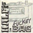 john valby - half in the fuckin' bag Cd 1999 13 tracks used mint
