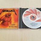 metallica - jump in the fire CD 1990 vertigo phonogram 6 tracks used mint