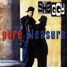 shaggy - pure pleasure CD 1993 greensleeves virgin 16 tracks used mint