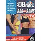 8 minute abs and arms DVD sterling 60 minutes used mint