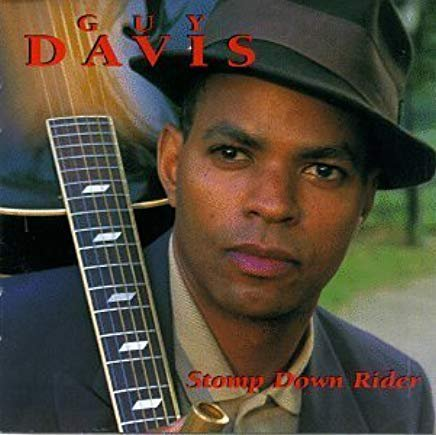 guy davis - stomp down rider CD 1995 red house records 17 tracks used mint