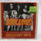 sublime - greatest hits colored LP + flexi disc 2018 universal geffen RSD new