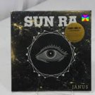 sun ra - janus LP yellow and black swirl color vinyl 2017 ORG music RSD exclusive new