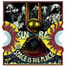 sun ra - space is the place 2-LPs limited edition clear vinyl 2015 sutro park RSD new