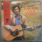 best of townes van zandt - 180-gram double LP colored vinyl 2019 RSD fat possum new